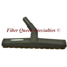 "14""Bare Floor Brush Filter Queen Genuine With Horsehair Bristles"