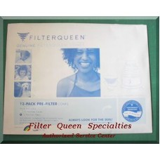 Filter Queen Filter Cones Genuine 12PKG