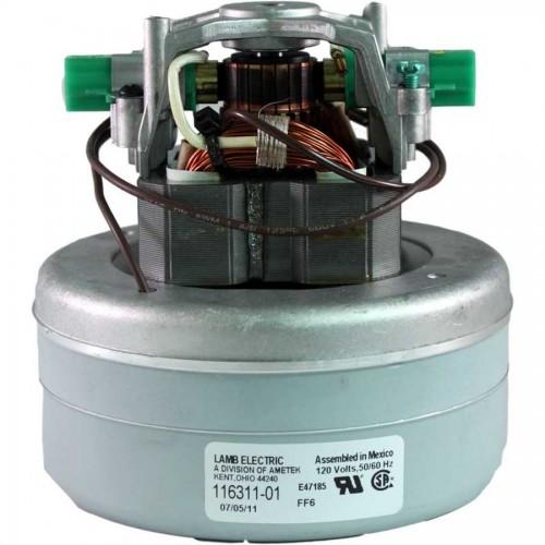 Filter Queen Replacement Motor  1 Speed  2 Wire
