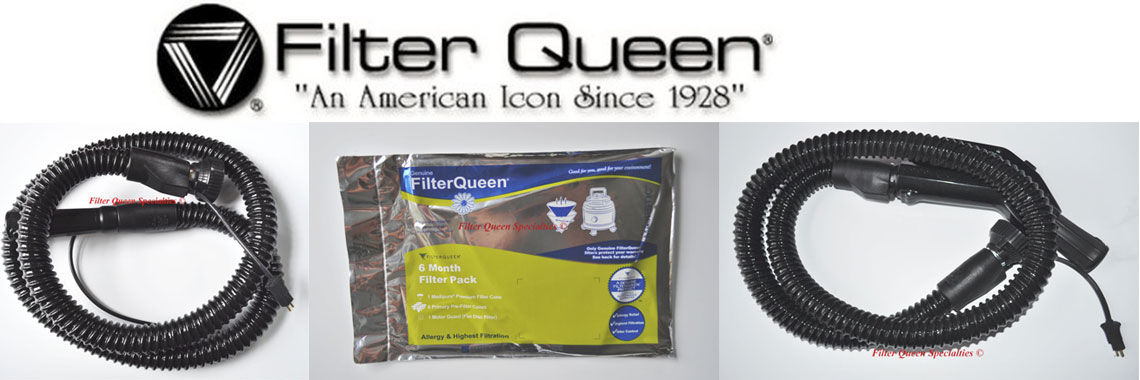 Filter Queen Products for sale